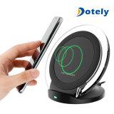 Caricatore senza fili del cellulare del telefono portatile universale del Qi per il iPhone 8 Samsung S7