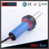 1600W máquinas de solda plástica Pistola de soldar de ar quente