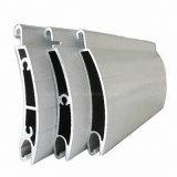 El perfil de aluminio de la persiana enrrollable del rodillo para la puerta del garage protege la aplicación