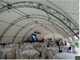 Tente en acier d'événement de mariage de tente de la tente Q235 de café