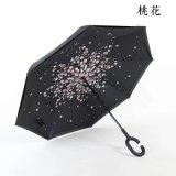 Qualitäts-doppelte Schicht-umgekehrter Regenschirm