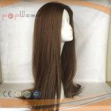 Peluca kosher judía del pelo humano de la alta calidad (PPG-s-034)