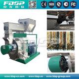 Fornecimento Anel Die Pellet Mill / 2tph Rice Husk Pelletizer Machine