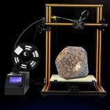 2018 impresión en 3D Hot DIY Kit de sobremesa impresora máquina con un solo foco /z/ filamento PLA