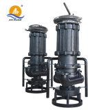 Bomba contra la corrosión de acero inoxidable a la abrasión química ácida de aguas residuales sumergible
