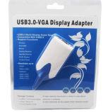 VGA Adapter Converter Cable에 Quality 높은 USB 3.0