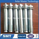 Parentesi del comitato solare per il sistema solare del montaggio del tetto del metallo