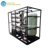 Pianta di desalificazione del RO del depuratore di acqua salata Wy-Sw-60