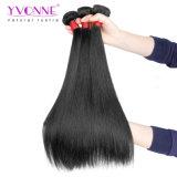 Diritto naturale dei capelli brasiliani del Virgin del grado 8A di alta qualità