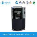 impresora modificada para requisitos particulares profesional 3D del mejor precio de la estructura del capítulo del metal de la impresión del diseño bio