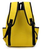 Cinco Cores Puras Oxford Saco de ombro da criança Backpack mochila