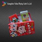 2017 nuevo diseño de la tarjeta que juega tarjetas de juego para niños