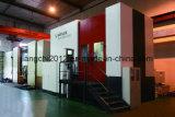 Rectángulos coaxiales de la reducción del engranaje de la caja de engranajes de Jiangyin con el motor eléctrico