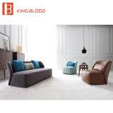 Presidenza comoda del sofà del tessuto di svago di Seater del contemporaneo 2 singola per la mobilia del salone