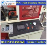 Máquina de entalho de perfuração do Trunking do cabo da bandeja de cabo do duto de cabo do PVC