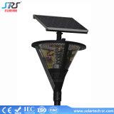12V de Energía Solar al aire libre jardín de la luz de poste de luz para jardín