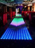 Bovenkant die Super Slank en Draagbaar Dance Floor van het Octrooi verkopen leiden