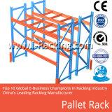 Het industriële Opschortende Rek Van uitstekende kwaliteit van de Pallet voor de Gebieden van de Opslag