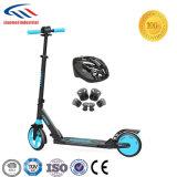 Scooter de vente chaud de mobilité avec le casque protecteur