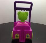 Brinquedo de passeio 2017 do bebê plástico barato