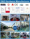Puxadores de arquitetura de aço inoxidável com certificação CE
