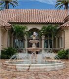 Sculpture sur Marbre Pierre main Fontaine à eau pour l'extérieur Jardin / Paysage / Yard