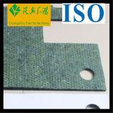 Imperméabiliser la nappe protectrice arrière de feutre de tapis/peintre