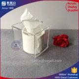 Distributeur de papier acrylique de principal espace libre d'usine de la Chine