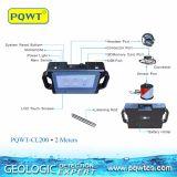 Hauptgebrauch-Ultraschallprüfungs-Instrument Pqwt-Cl200 für 2m Bodenrohr-Wasser-Leckage