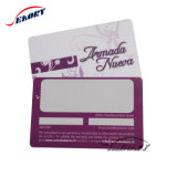 自由なPVCサンプルカードが付いている色刷のプラスチックスマートカード