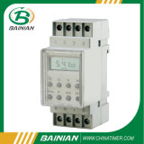 Temporizador digital de carril DIN, IP20