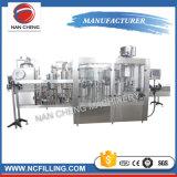 Automatisches gekohltes Getränkegetränk 3 in 1 Füllmaschine