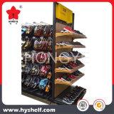 Kundenspezifische Firmenzeichen-Fertigungsmittel-Bildschirmanzeige und Speicherregal-Zahnstange