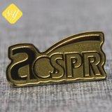 Bonne qualité Custom Gold Silver Plaque métallique d'un insigne