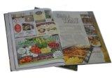 Compartimiento de encargo de la impresión A4, impresión barata del libro, manera Magazineprinting