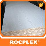 Rocplex中国の合板の工場、中国ブラウンの黒いフィルムは合板に直面した