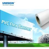 Unisign 옥외 광고 PVC 코드 기치 Frontlit 물자 롤