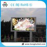 HD farbenreicher P5 LED Bildschirm im Freienbekanntmachens