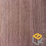 Papel impregnado melamina decorativa del grano de madera de roble para los muebles, la puerta y el suelo del fabricante chino