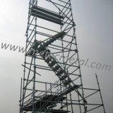Armatura di Ringlock galvanizzata acciaio del fornitore di Wuxi Metec