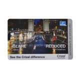 カスタム印刷Cr80プラスチックPVCビジネスIDのカード