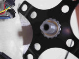 새로운 전기 자전거 5 자석 우선권 시스템 속도 센서