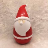 Presente de Natal Menor Portable Mini Santa Claus Alto-falante para iPhone