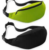柔らかいナイロンスポーツ音楽袋、スポーツのための携帯用ウエスト袋