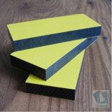 외면 또는 Indoor Waterproof Wall Panels Laminate Phenolic Resin HPL Board Compact
