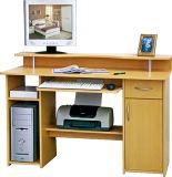 개인적인 간단한 나무로 되는 컴퓨터 책상 (PC-14)