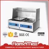 Frigideira elétrica/frigideira elétrica superior da tabela/frigideira elétrica carrinho livre (HEF-62)