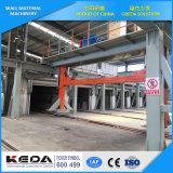 200, chaîne de production de panneau de l'usine de panneau de mur du m3 000/AAC