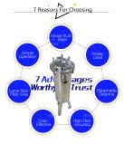 Het Type SUS van Voedsel van de Levering van de massa. De Filter van het Type van Zak van het staal, de Vloeistof van het Voedsel, Deeg, Sause Filter, Hoogste Fijne Filter