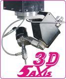 Eixo 5 cabeça de corte 3D da máquina de jacto de água